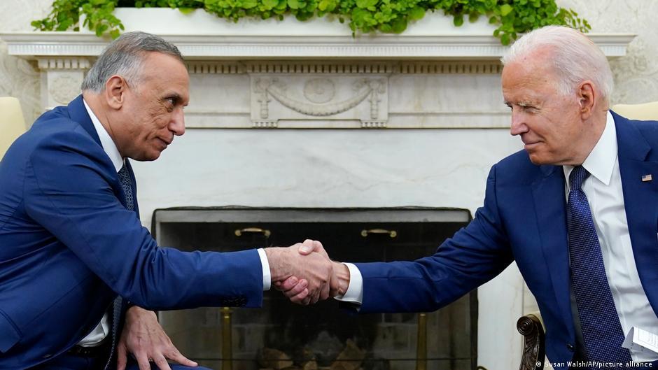 ჯო ბაიდენი აცხადებს, რომ ამერიკის შეერთებული შტატები ერაყში სამხედრო მისიას წლის ბოლომდე დაასრულებს