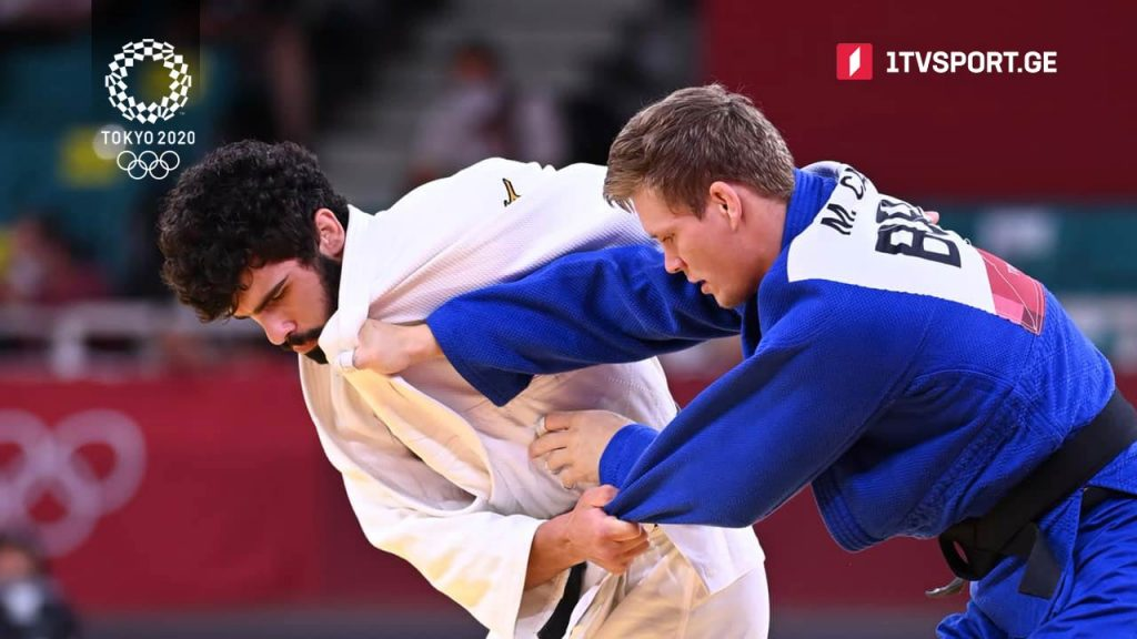 Тато Григалашвили аџьазтә медал аиура илымшеит #1TVSPORT