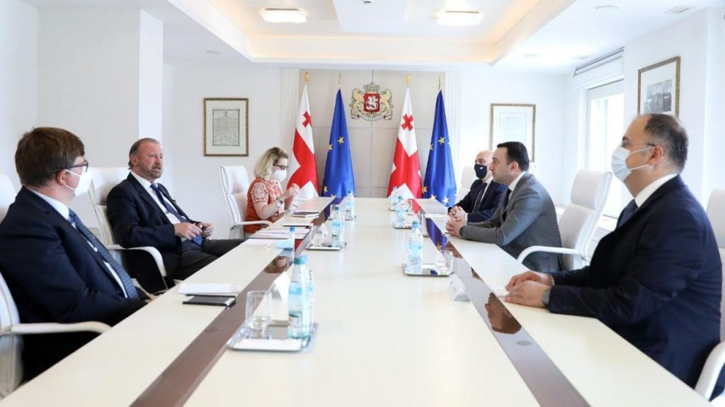 PM to ask PACE President to send as many election observers as possible
