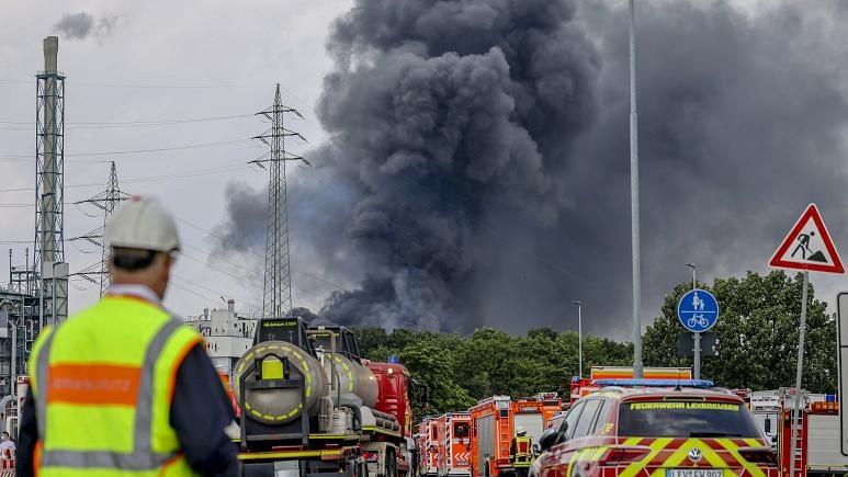გერმანიის ქალაქ ლევერკუზენში, ქიმიურ ქარხანაში აფეთქებას ერთი ადამიანი ემსხვერპლა, სულ მცირე 16 კი დაშავდა