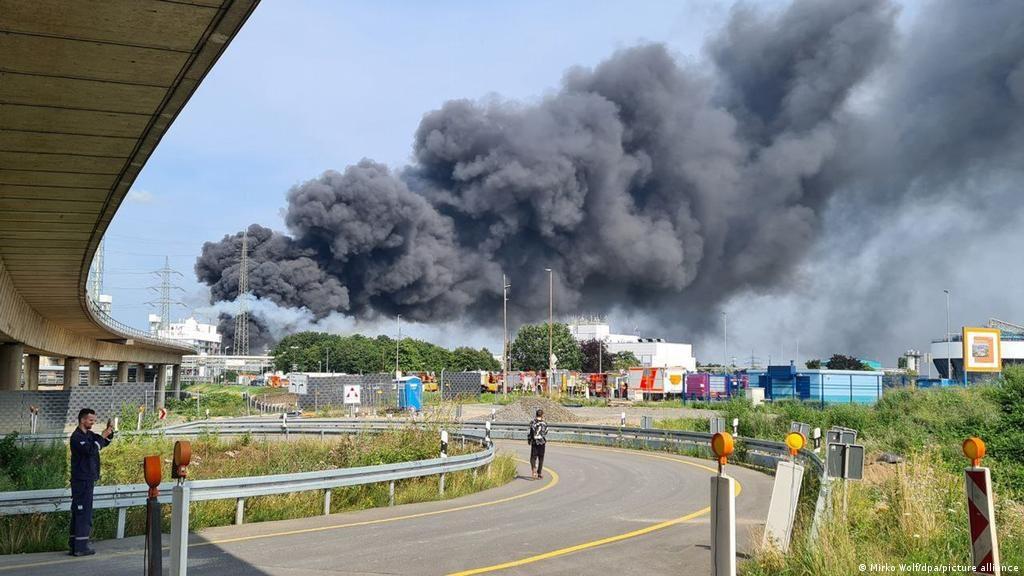 გერმანიის ქალაქ ლევერკუზენში, ქიმიურ ქარხანაში აფეთქების შედეგად დაშავებულთა რიცხვი 31-მდე გაიზარდა