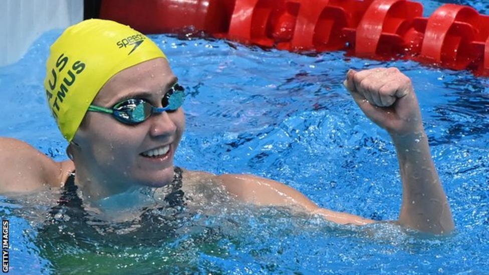 ტოკიო 2020   ცურვის ტურნირს სამი ორგზის ჩემპიონი ჰყავს #1TVSPORT