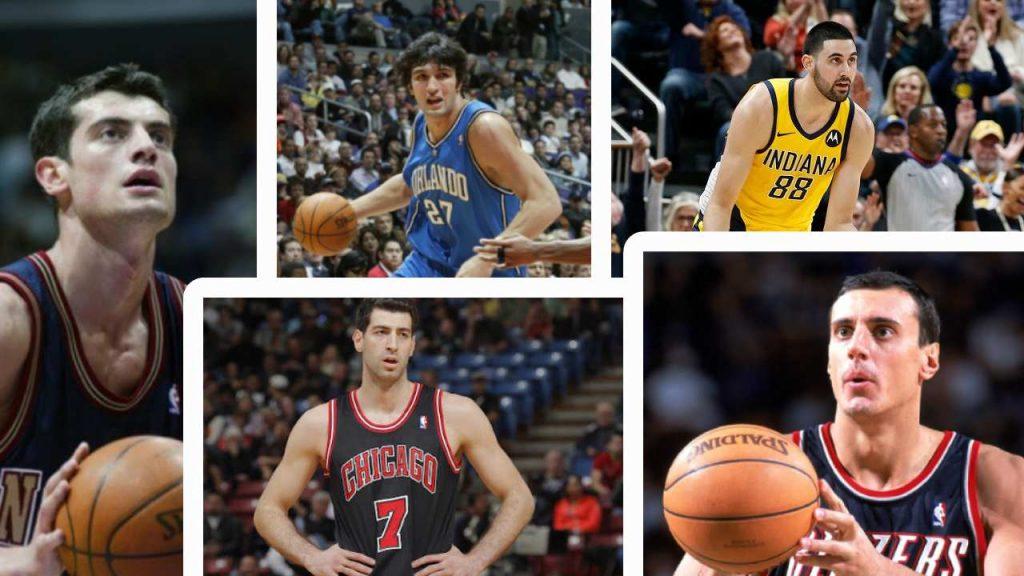 ქართველები NBA-ის დრაფტებზე - სტეფანიადან ბითაძემდე [ვიდეო] #1TVSPORT