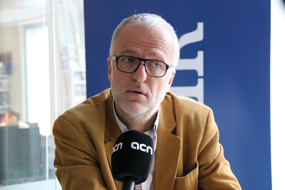 შარლ მიშელის მრჩეველი - საქართველოში ბოლოდროინდელი პოლიტიკური მოვლენების შესახებ ევროპული საბჭოს პრეზიდენტი კონსულტაციებს აწარმოებს აქტორებთან და პარტიებთან