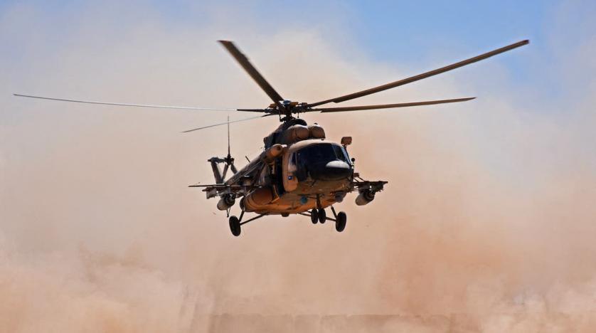 ერაყში სამხედრო ვერტმფრენმა კატასტროფა განიცადა, დაღუპულია ხუთი პირი