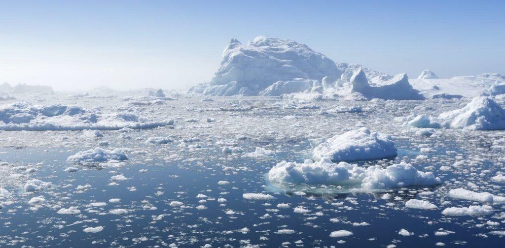 """არქტიკის ყინულებიდან დიდი ოდენობით """"სამარადისო ქიმიური ნივთიერება"""" ჟონავს — #1tvმეცნიერება"""