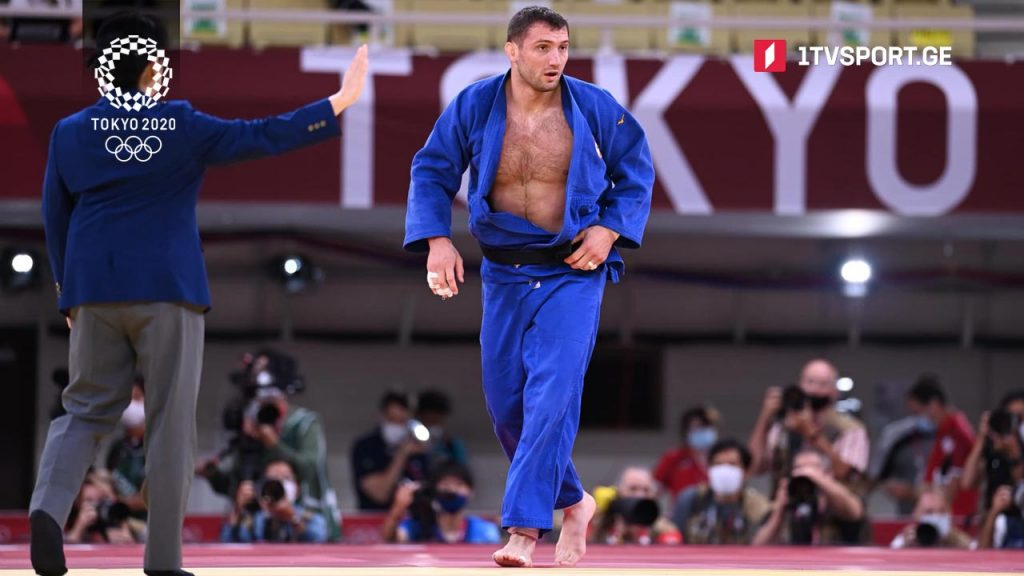 Варлам Липартелиани проиграл в борьбе за бронзовую медаль на Олимпиаде #1TVSPORT