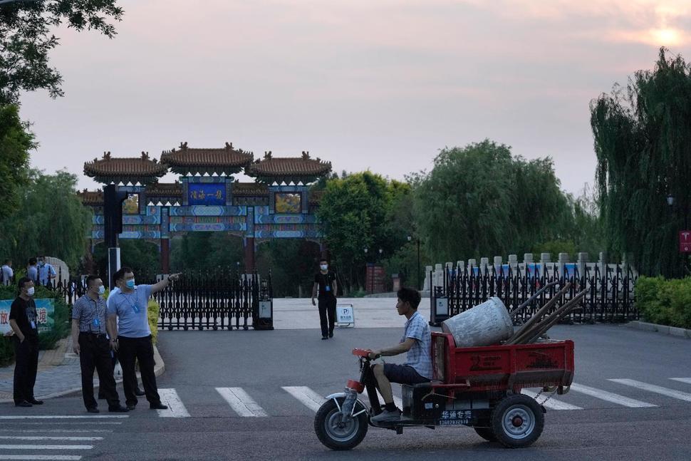 ჩინეთის ხუთ პროვინციასა და პეკინში კორონავირუსის 200-მდე შემთხვევა გამოავლინეს