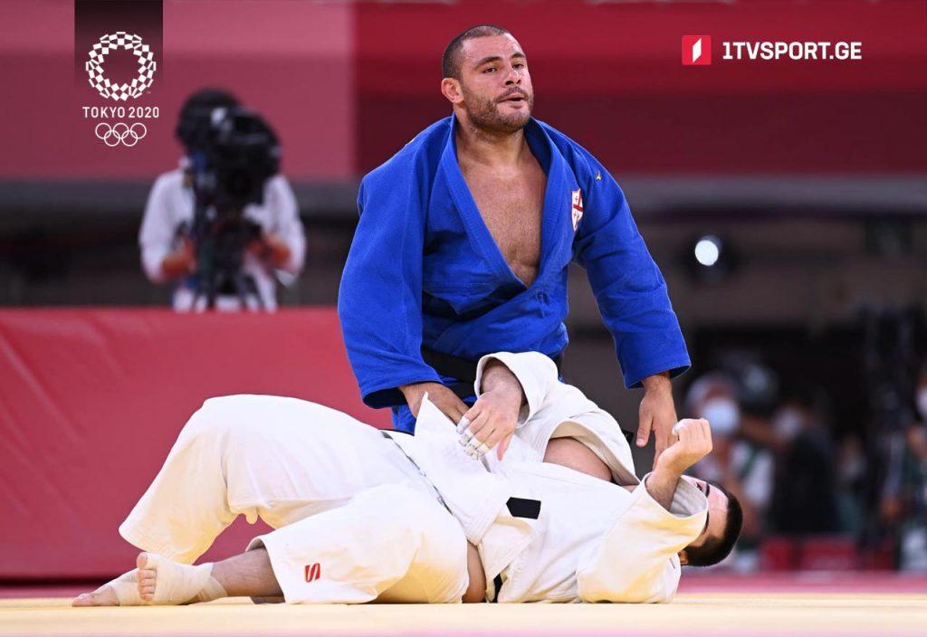 Цыппæрæм медал олимпиадайыл – Гурам Тушишвили æвзист медал райста #1TVSPORT