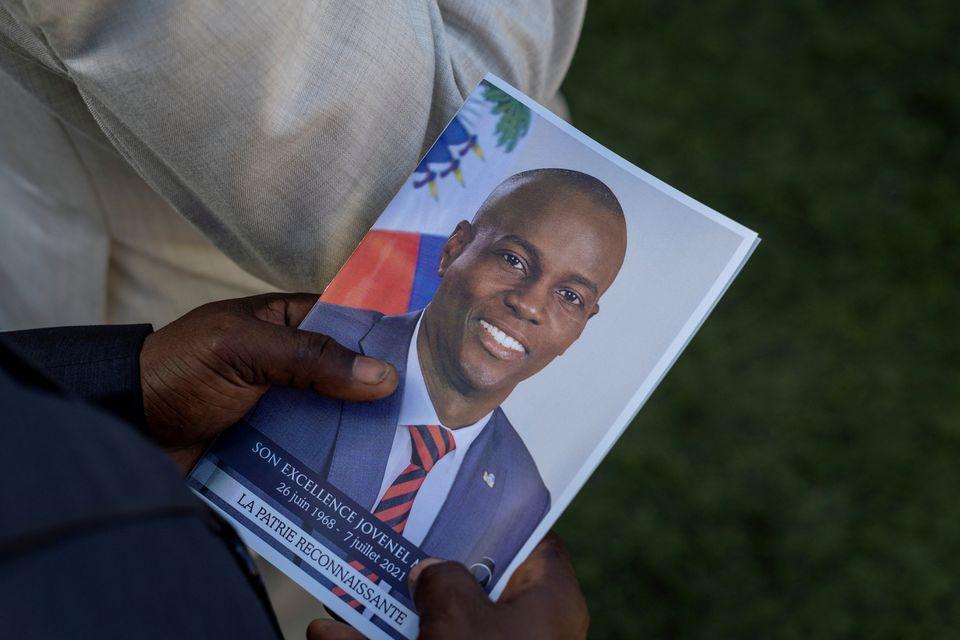 ჰაიტის პოლიციის განცხადებით, ქვეყნის პრეზიდენტის მკვლელობაში უზენაესი სასამართლოს ყოფილი მოსამართლეა ეჭვმიტანილი