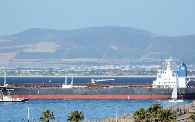 ირანი ომანის სანაპიროსთან ნავთობმზიდზე უპილოტო საფრენი აპარატებით თავდასხმაში ბრალდებას უარყოფს
