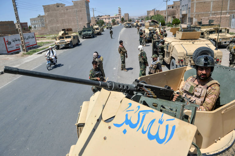 """ავღანეთის თავდაცვის სამინისტროს ინფორმაციით, ბოლო 24 საათის განმავლობაში """"თალიბანის"""" 600-ზე მეტი წევრი მოკლეს"""