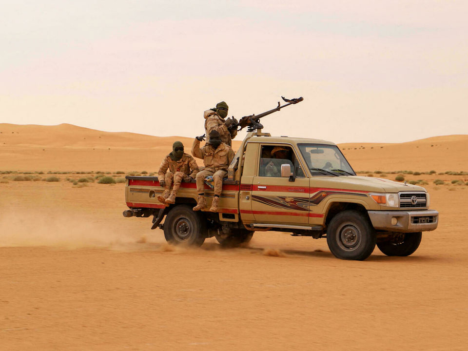 ნიგერში შეიარაღებულ თავდასხმას 15 სამხედრო მოსამსახურე ემსხვერპლა