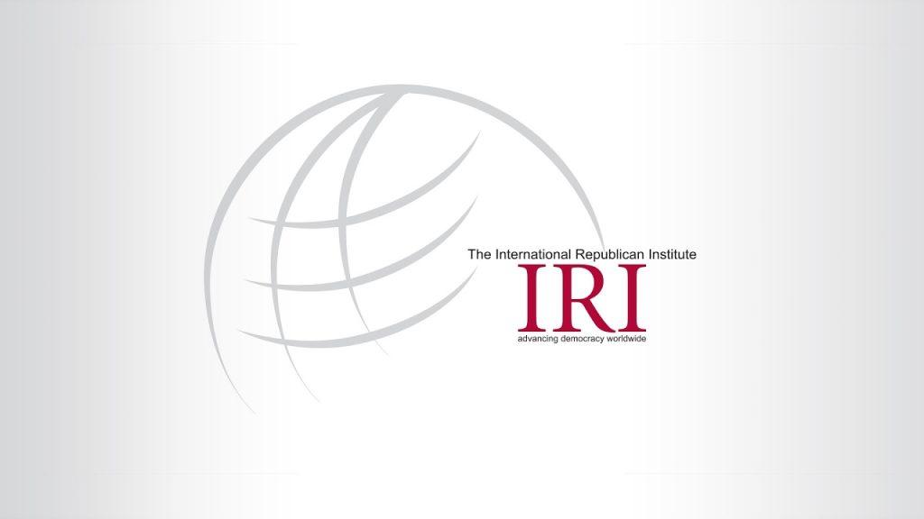 IRI-ის კვლევით, გამოკითხულთა 60 პროცენტი საქართველოსთვის ყველაზე მნიშვნელოვან პოლიტიკურ პარტნიორად ამერიკის შეერთებულ შტატებს ასახელებს
