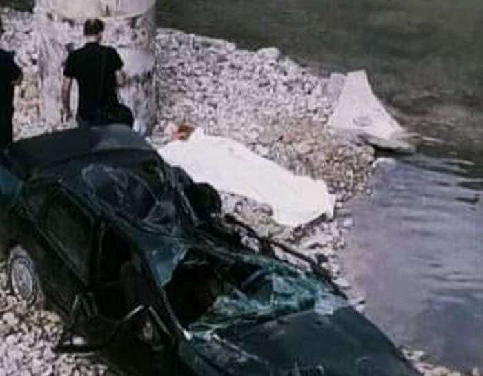 ჩხოროწყუში ავტოსაგზაო შემთხვევის შედეგად ერთი ადამიანი დაიღუპა, ორი კი დაშავდა