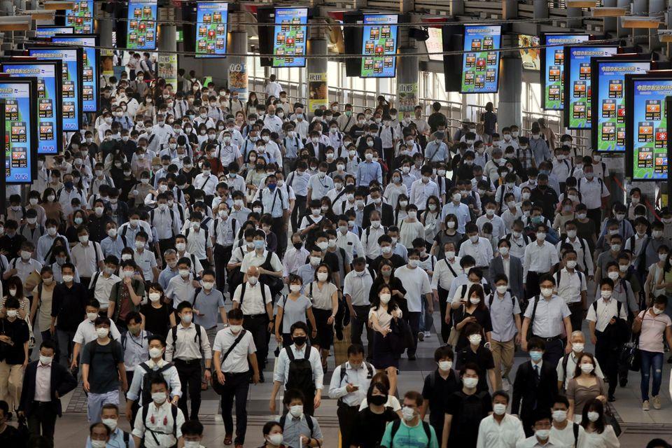 იაპონიის ხელისუფლება მოქალაქეებს აფრთხილებს, რომ გაასაჯაროებს იმ პირების ვინაობას, ვინც კოვიდრეგულაციებს არღვევს