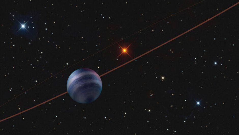 ახლად აღმოჩენილ ეგზოპლანეტას პირდაპირი ფოტოები გადაუღეს — #1tvმეცნიერება