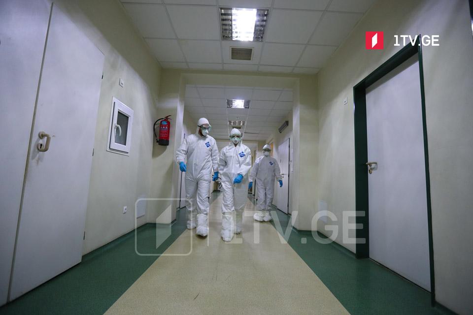 Из новых случаев коронавируса 869 выявлено в Тбилиси, 393 - в Имерети и 338 - в Кахети