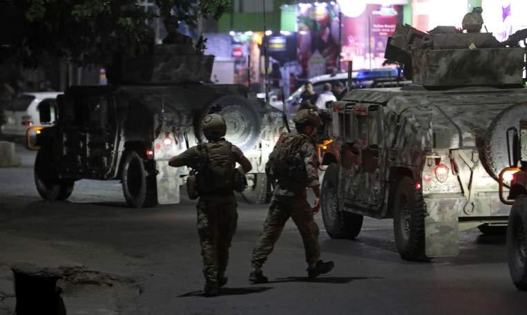 ავღანეთში თავდასხმისა და აფეთქების შედეგად დაღუპულთა რიცხვი რვამდე გაიზარდა, დაშავებულია სულ მცირე 20 ადამიანი