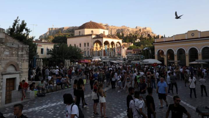 საბერძნეთმა ტურისტებში პოპულარულ ორ კუნძულზე კომენდანტის საათი დააწესა