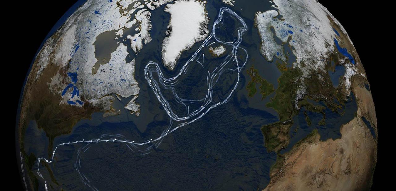 ოკეანის უდიდესი დინება კოლაფსის პირასაა, რაც მთლიან პლანეტას შეცვლის — ახალი კვლევა #1tvმეცნიერება