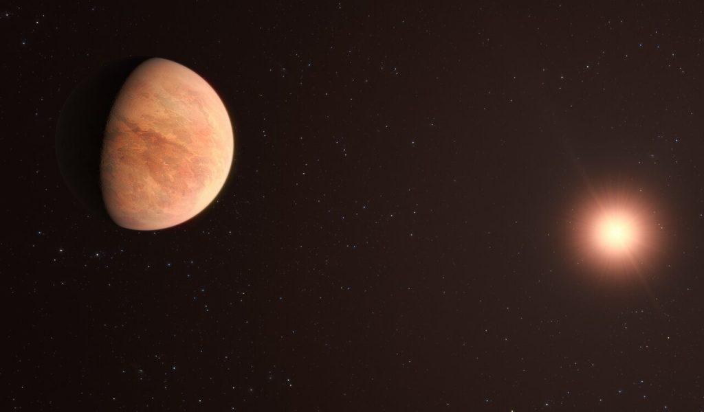 ახლომდებარე ვარსკვლავთან სუპერდედამიწის ტიპის პლანეტა აღმოაჩინეს, რომელიც შესაძლოა, სიცოცხლისთვის ხელსაყრელია — #1tvმეცნიერება