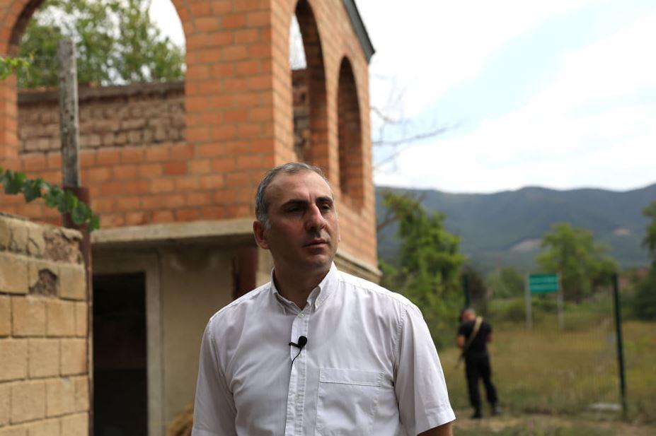 ალეკო ელისაშვილი - მნიშვნელოვანია, საოკუპაციო ხაზთან მდებარე სოფლების მოსახლეობა სახელმწიფოს თანადგომას გრძნობდეს