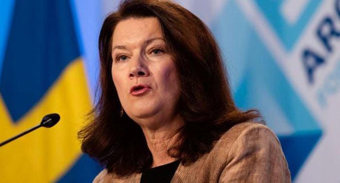 ან ლინდე - შვედეთი მხარს უჭერს საქართველოს დამოუკიდებლობას, სუვერენიტეტსა და ტერიტორიულ მთლიანობას და მოუწოდებს ყველა მხარეს, იპოვონ კონსტრუქციული გზები ჟენევის დისკუსიებში