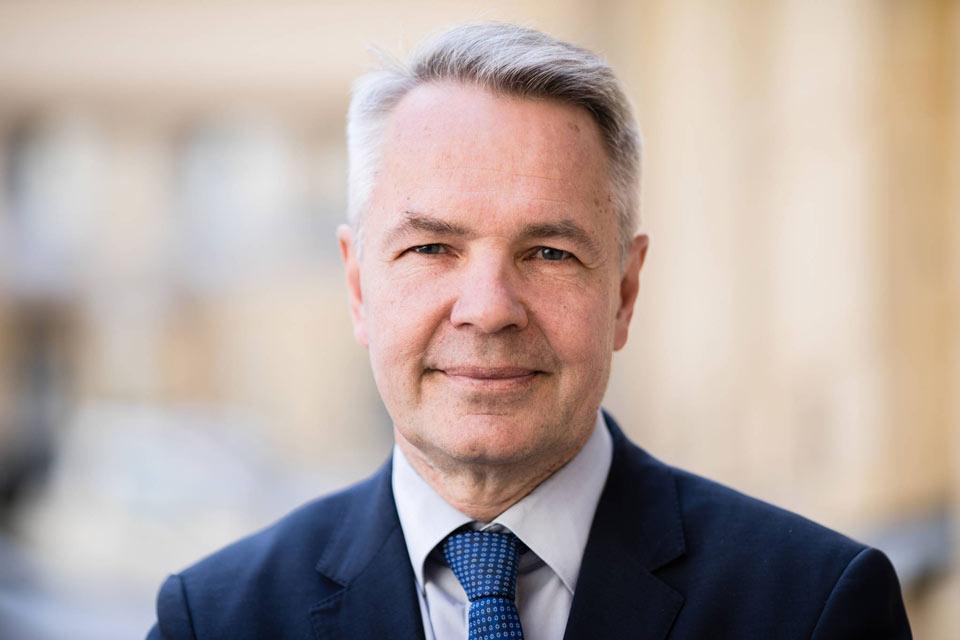 ფინეთის საგარეო საქმეთა მინისტრი - ომის 13 წლისთავზე ფინეთის მხარდაჭერა საქართველოს სუვერენიტეტისა და ტერიტორიული მთლიანობისადმი მტკიცეა