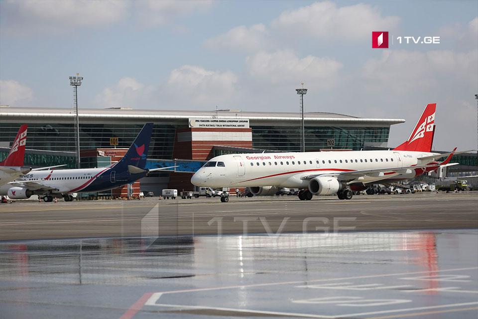 ავიაკომპანია Georgian Airways თბილისი-მინსკი-თბილისის მიმართულებას ამატებს