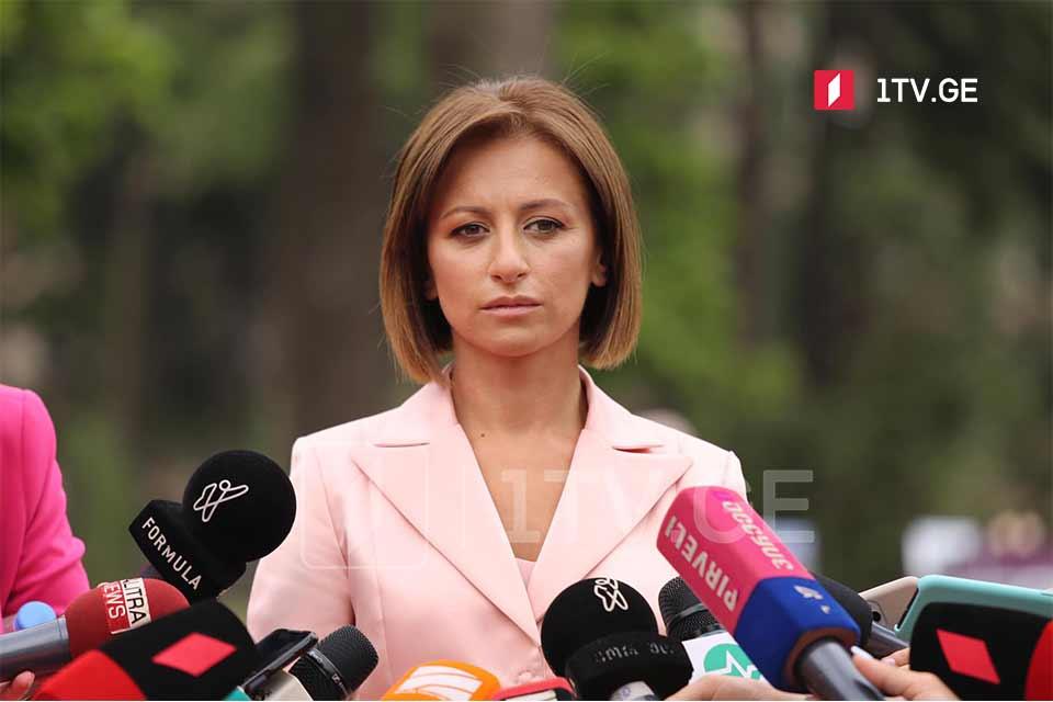 Health Minister reports Covid-19 pandemic peak in Georgia