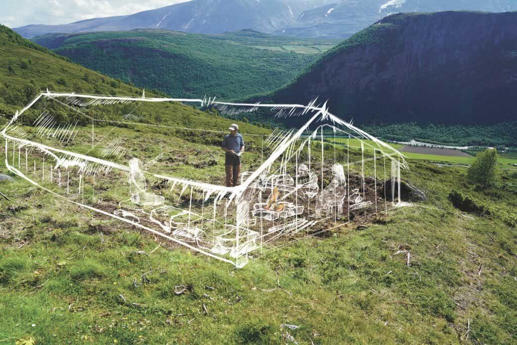 ნორვეგიის მთებში გამდნარ ყინულებში ვიკინგების მრავალი არტეფაქტი და ნასახლარი აღმოაჩინეს — #1tvმეცნიერება