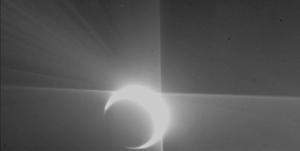 ვენერას თავზე გადაფრენისას, კოსმოსურმა ხომალდმა შთამბეჭდავი ვიდეო გადაიღო — #1tvმეცნიერება