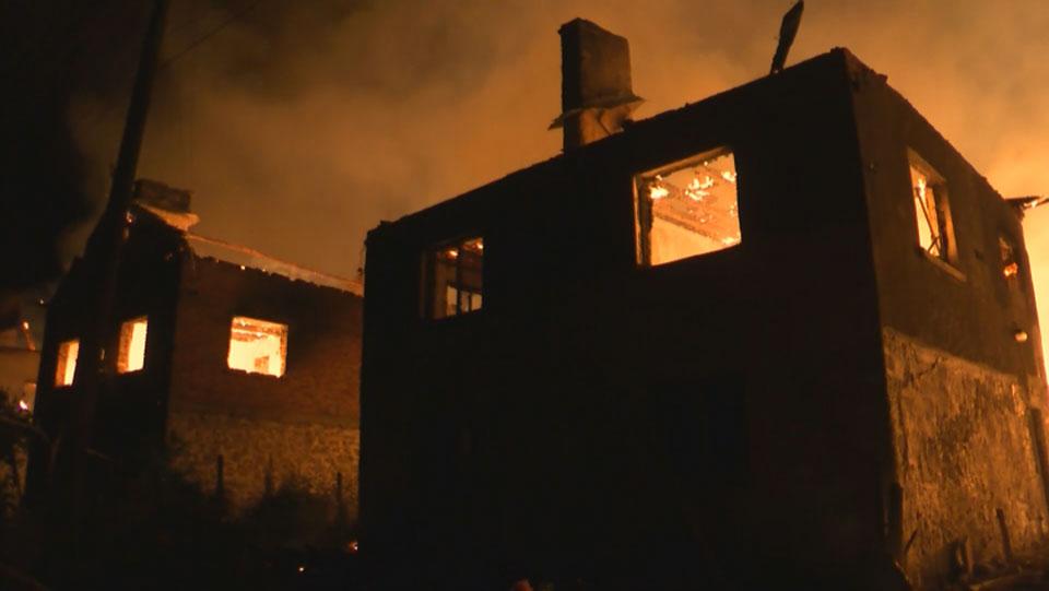 ბულგარეთის სამხრეთში მაღალი ტემპერატურით გამოწვეული სიცხის გამო ექვსი საცხოვრებელი სახლი დაიწვა