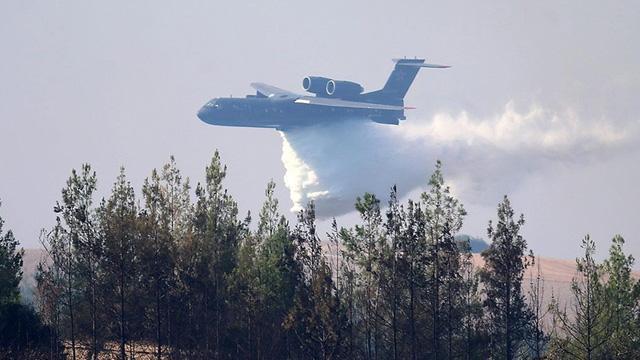 თურქეთის აღმოსავლეთ ნაწილში, Be-200-ის ტიპის სახანძრო თვითმფრინავმა, რომელიც სტიქიის წინააღმდეგ საბრძოლველად რუსეთიდან იყო ნაქირავები, კატასტროფა განიცადა
