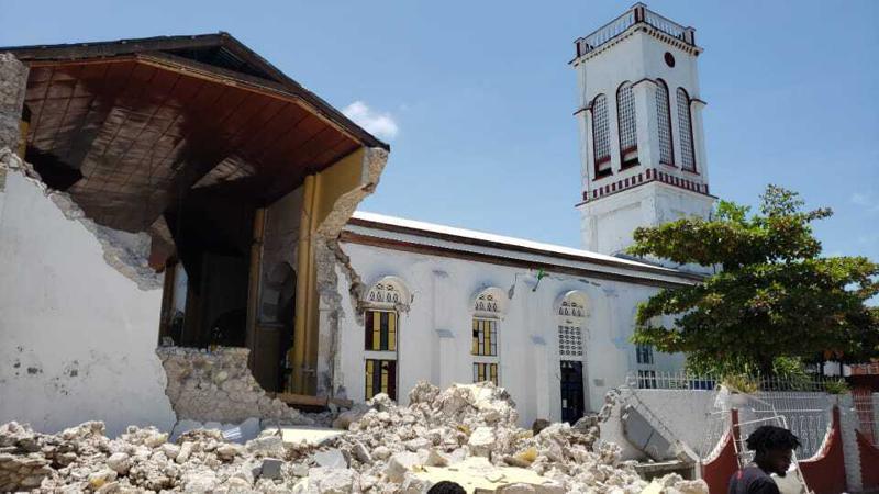 ჰაიტიზე ძლიერი მიწისძვრის შედეგად, 29 ადამიანი დაიღუპა