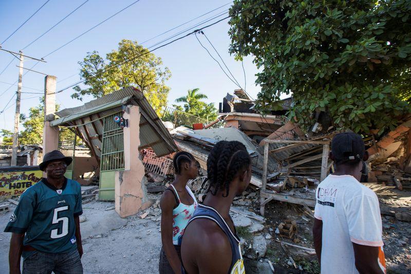 კუნძულ ჰაიტიზე მიწისძვრის შედეგად დაღუპულთა რიცხვმა 300-ს გადააჭარბა
