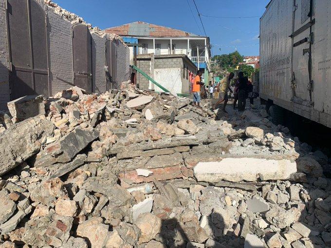 ჰაიტიზე მიწისძვრის შედეგად დაზარალებულთა დასახმარებლად გაერო დაახლოებით 8 მილიონ აშშ დოლარს გამოყოფს