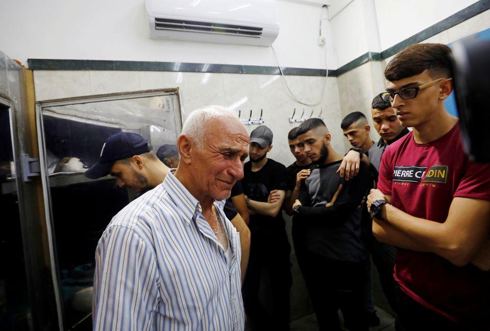 """""""როიტერის"""" ინფორმაციით, ისრაელის შეიარაღებულმა ძალებმა ოთხი პალესტინელი მოკლეს"""