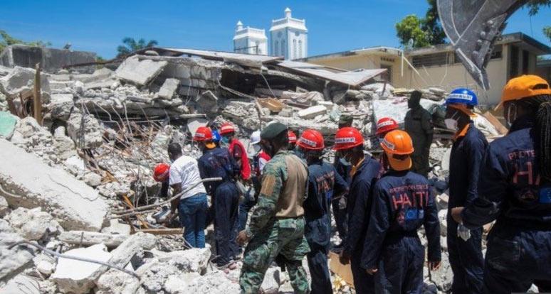 ჰაიტიზე მიწისძვრის შედეგად გარდაცვლილთა რიცხვი გაიზარდა