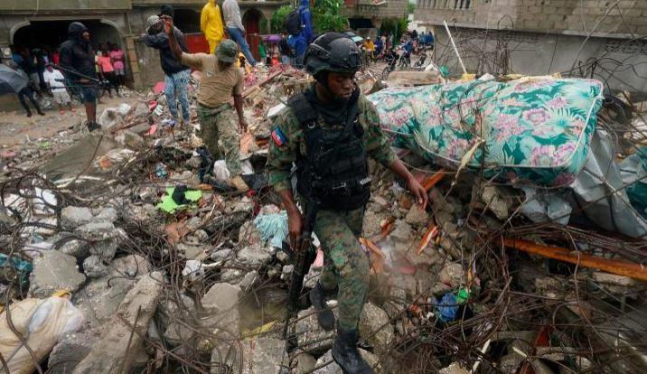 კუნძულ ჰაიტიზე მიწისძვრის შედეგად გარდაცვლილთა რიცხვი გაიზარდა