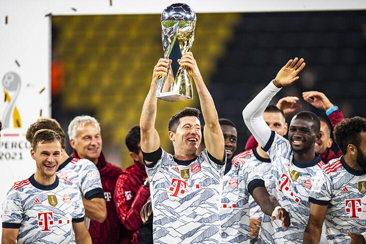 """""""ბაიერნმა"""" მეცხრედ მოიგო გერმანიის სუპერთასი, ნაგელსმანმა კარიერაში პირველი ტიტული მოიპოვა [ვიდეო] #1TVSPORT"""