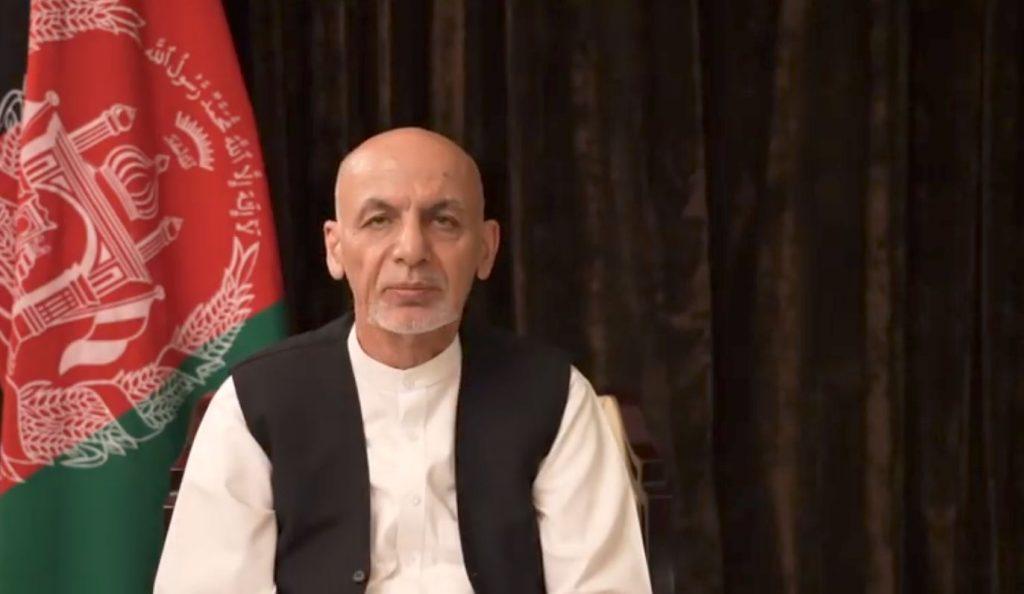 ავღანეთის პრეზიდენტმა, აშრაფ ღანიმ ვიდეომიმართვა გაავრცელა და განაცხადა, რომ ქვეყანაში დაბრუნებას აპირებს
