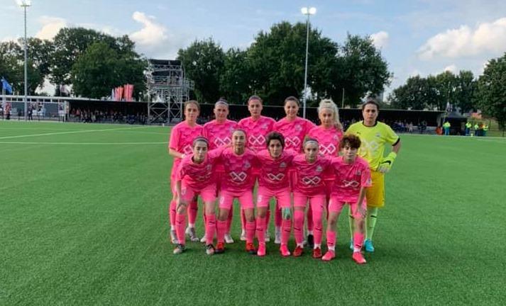 """ქალთა ჩემპიონთა ლიგაზე """"ნიკეს"""" მატჩი ჩაიშალა -ჩვენს მოთამაშეს კორონავირუსი დაუდასტურდა და გუნდი კარანტინში გადაიყვანეს #1TVSPORT"""