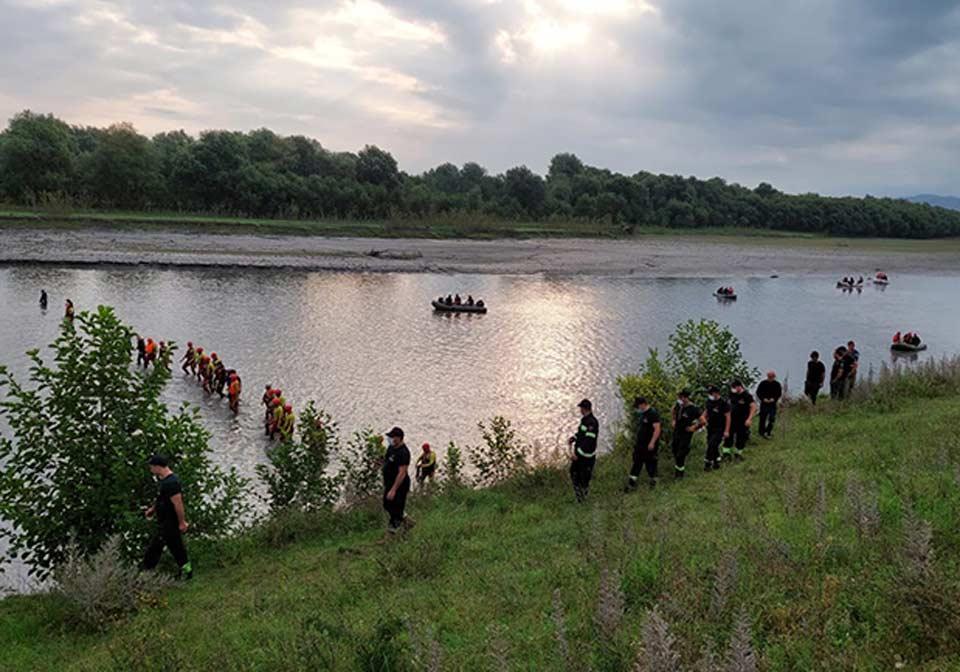 მაშველებმა აბაშაში, მდინარეში მოზარდის ცხედარი იპოვეს