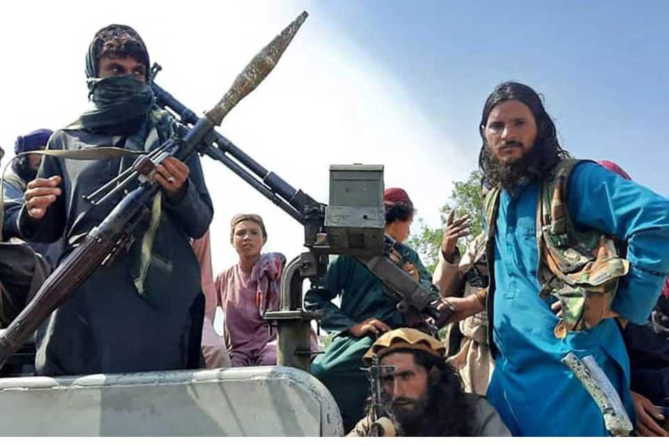მსოფლიოს ამბები - თალიბების დაბრუნება ავღანეთში