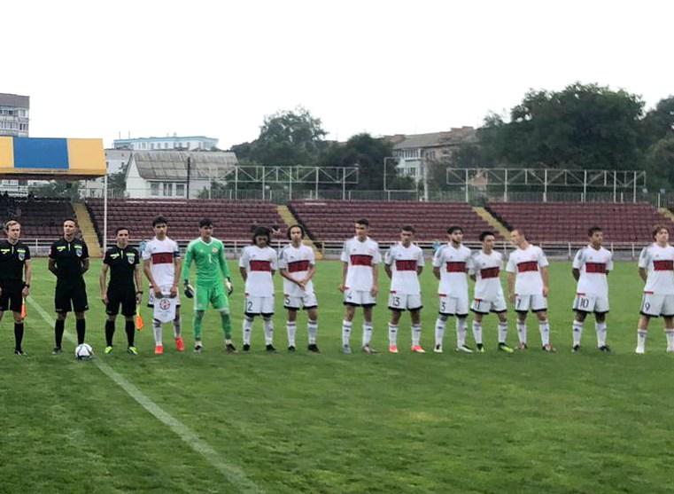 17-წლამდე ნაკრების უხვგოლიანი თამაში - ჩიტაურის გუნდმა უზბეკეთი დაამარცხა#1TVSPORT