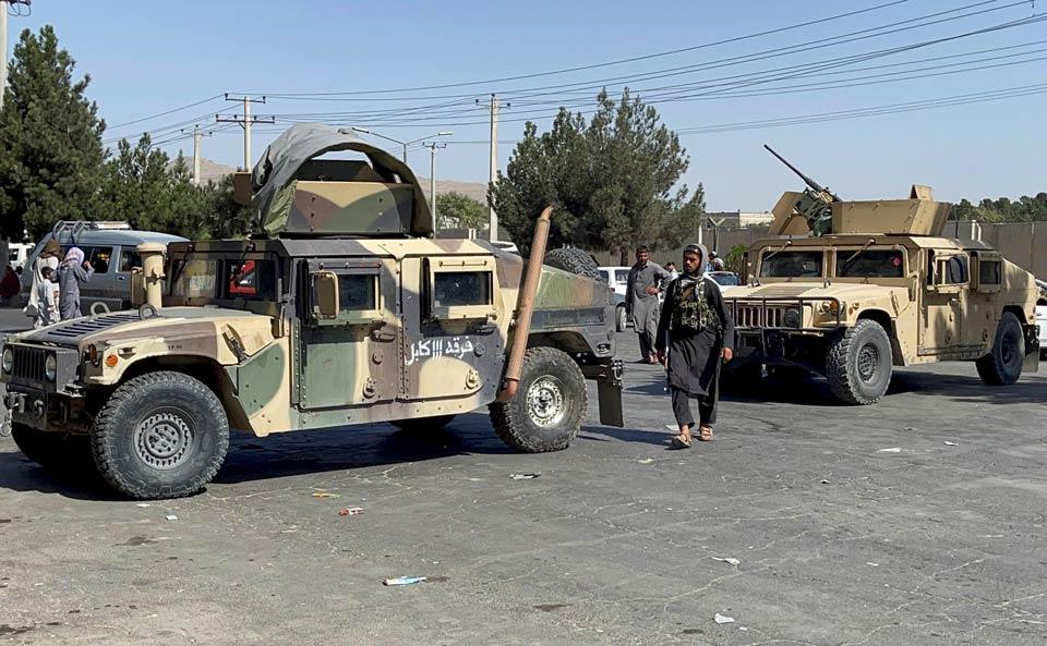 """США с дрона ликвидировали организатора терактов """"Исламского государства"""" в Афганистане"""