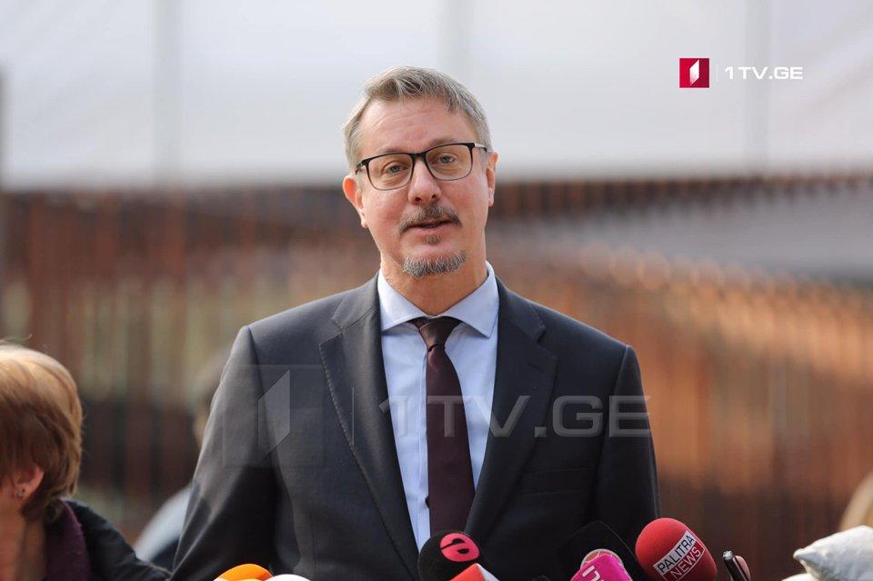 EU Ambassador grateful to Georgia for support of evacuation from Kabul