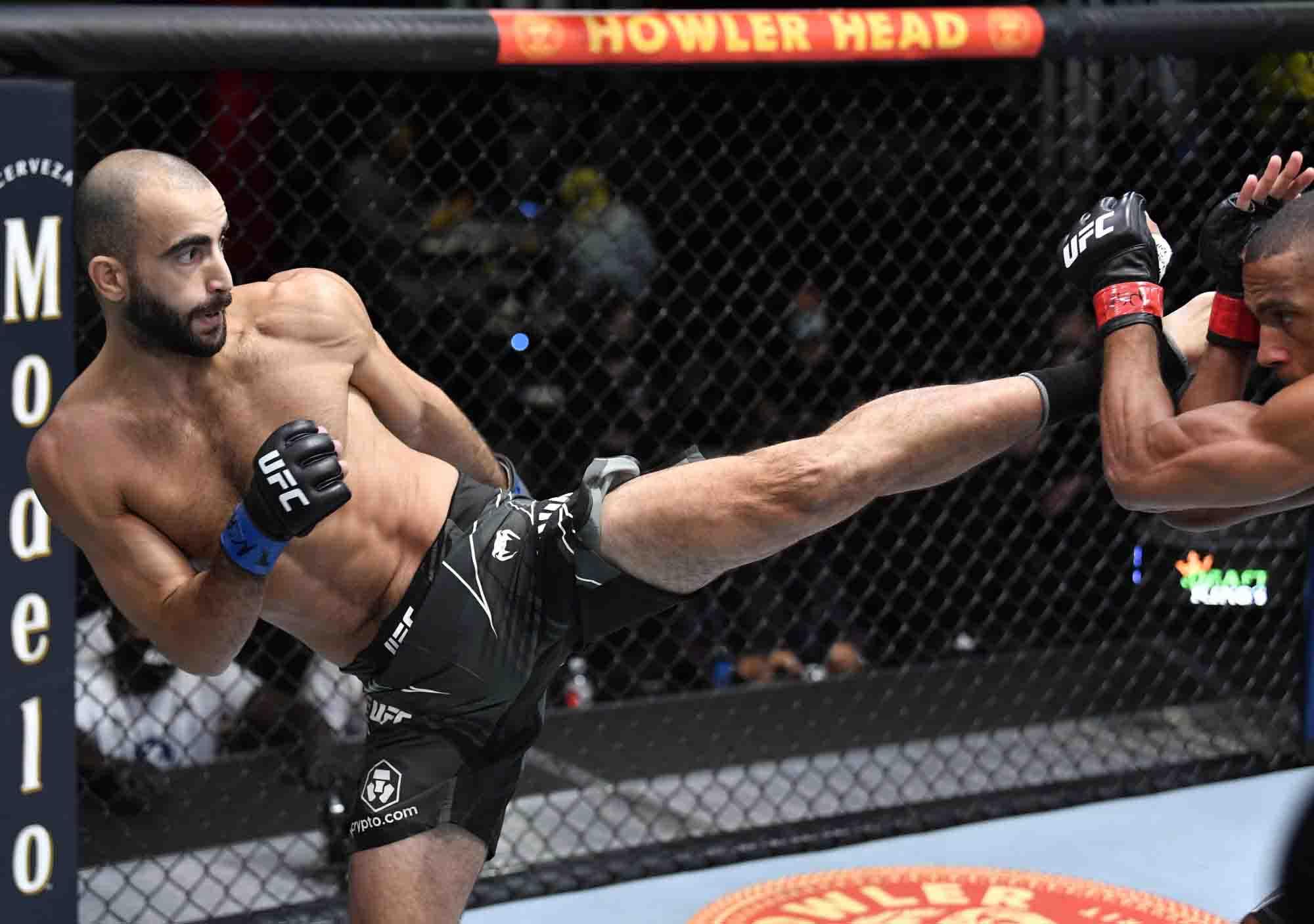 გიგა ჭიკაძე დაუმარცხებელია - ქართველმა უძლიერეს ბრაზილიელ მებრძოლს ნოკაუტით მოუგო #1TVSPORT